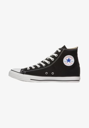 CHUCK TAYLOR ALL STAR - Sneakersy wysokie - black