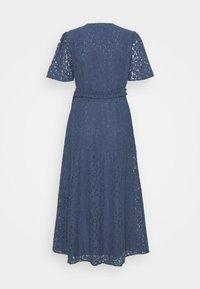 YAS - YASFLAIR  DRESS - Cocktailkjole - blue heaven - 1