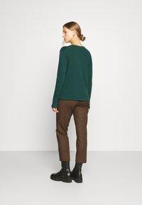 Marc O'Polo DENIM - SHOULDER  - Long sleeved top - sherwood forest - 2