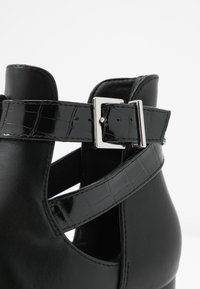 New Look - ELECTRIC - Ankle boot - black - 2