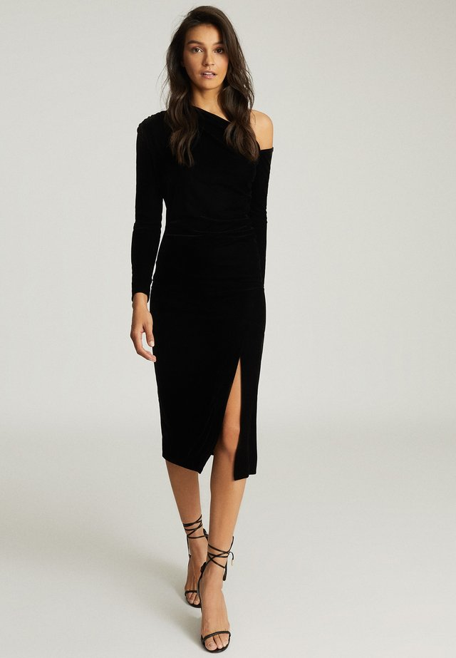 BELLA - Cocktail dress / Party dress - black