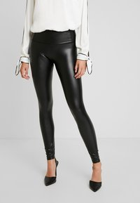AllSaints - CORA  - Leggings - black - 0