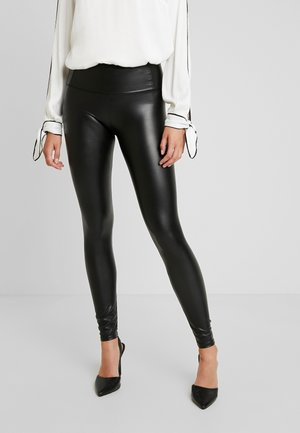 CORA  - Leggings - Trousers - black
