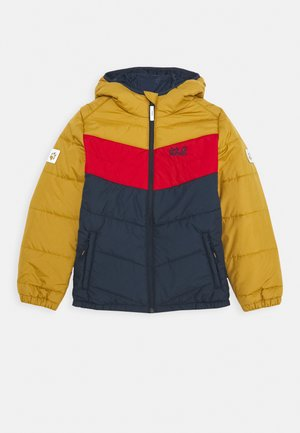 THREE HILLS JACKET KIDS - Zimní bunda - night blue