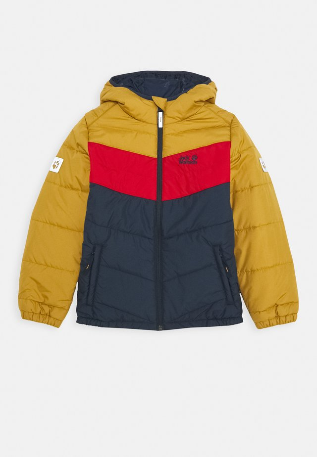 THREE HILLS JACKET KIDS - Giacca invernale - night blue