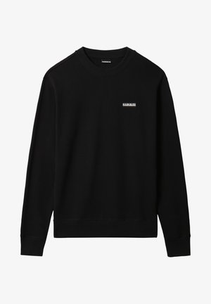 B-PATCH CREW - Sweatshirt - black