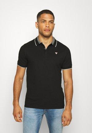 HORATIO  - Koszulka polo - jet black