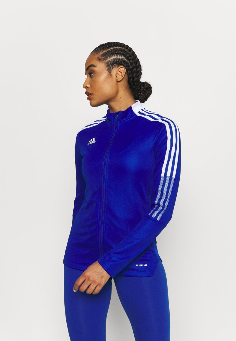 adidas Performance - TIRO 21  - Training jacket - royal blue