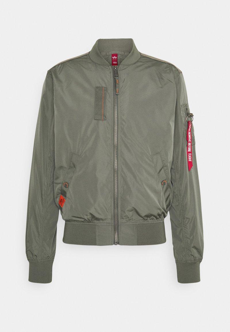 Alpha Industries - PARACHUTE - Bomber Jacket - vintage green