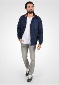 Blend - Light jacket - mood indigo blue - 2