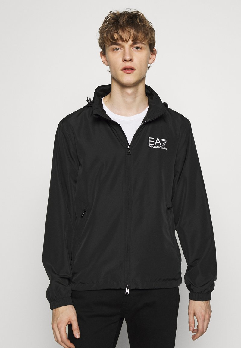 EA7 Emporio Armani - GIUBBOTTO - Windbreaker - black