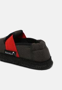 Nanga - NINJA - Slippers - grau - 4