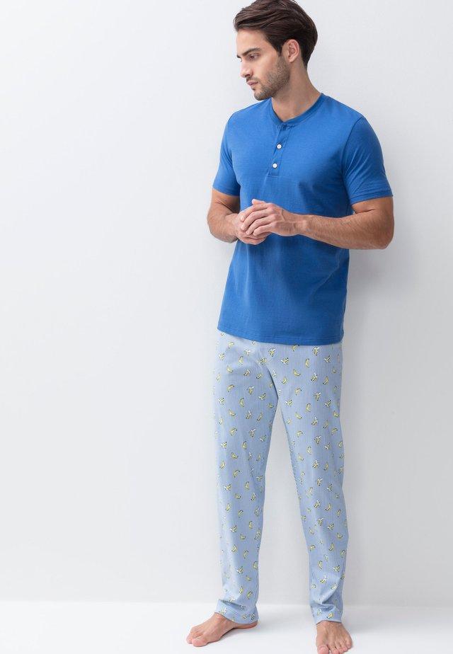 T-shirt basic - paris blue