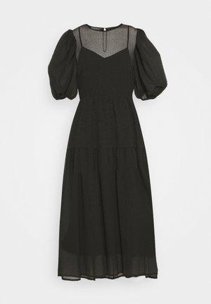ELLEN DRESS - Hverdagskjoler - schwarz