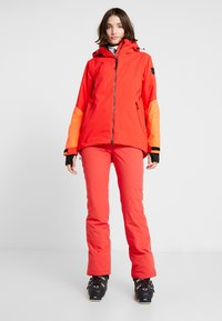 Bogner Fire + Ice - FELI - Spodnie narciarskie - orange - 1