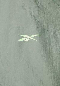 Reebok - OLLIE TRACK JACKET - Trainingsvest - green - 4