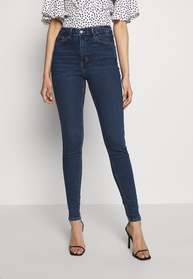 JAMIE CLEAN - Jeans Skinny - indigo