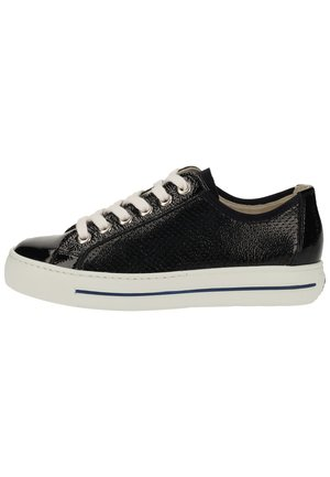 PAUL GREEN SNEAKER - Trainers - blau 36