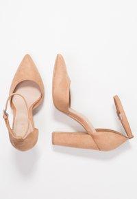 ALDO - NICHOLES - High heels - camel - 3