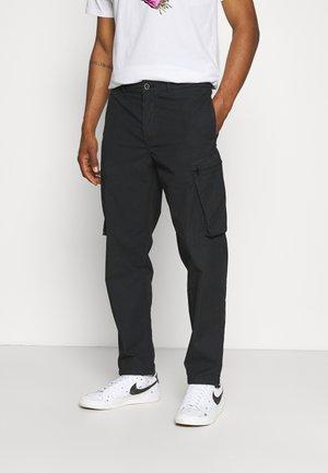 FORCE COMBAT PANT LENGTH - Pantaloni cargo - black