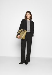 someday. - CRIS CLASSIC - Trousers - black - 1