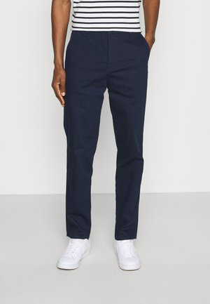 ALPHA ICON TAPERED - Chino - dark blue
