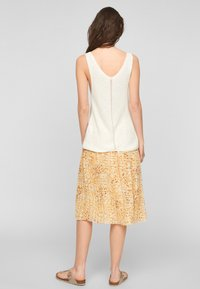 s.Oliver - Top - offwhite - 2