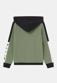 Timberland - Mikina na zip - green - 1