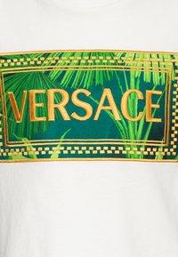 Versace - JUNGLE CAPSULE - Printtipaita - bianco - 2