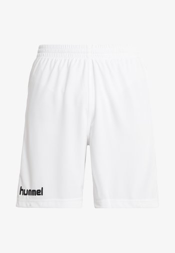 CORE SHORTS - Urheilushortsit - white
