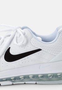 Nike Sportswear - AIR MAX GENOME - Sneakers - white/black-pure platinum - 5