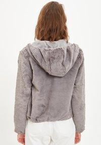 DeFacto - Winter jacket - grey - 1