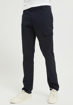 RUGAA - Cargo trousers - depth navy