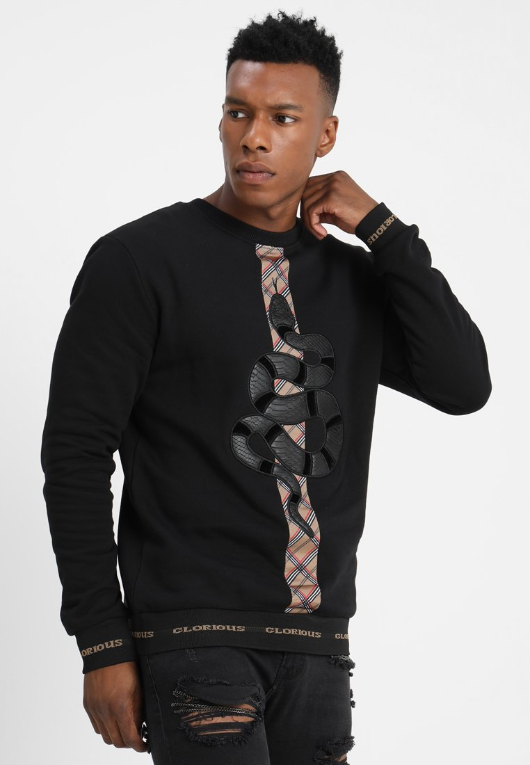Glorious Gangsta - LUCHESE - Sweater - black
