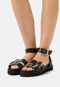 Barbour - KEIRA - Sandals - black - 0