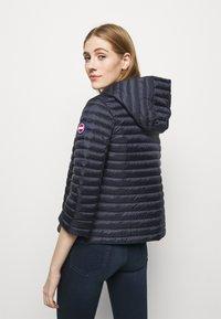 Colmar Originals - LADIES JACKET - Down jacket - navy blue/light steel - 2