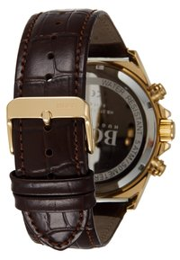BOSS - Chronograph - brown/gold-coloured - 2