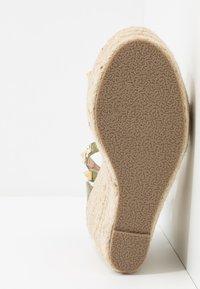 RAID - KORI - Sandaler med høye hæler - sage green - 6