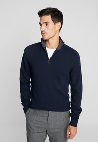 Esprit - COWS - Jumper - navy - 0