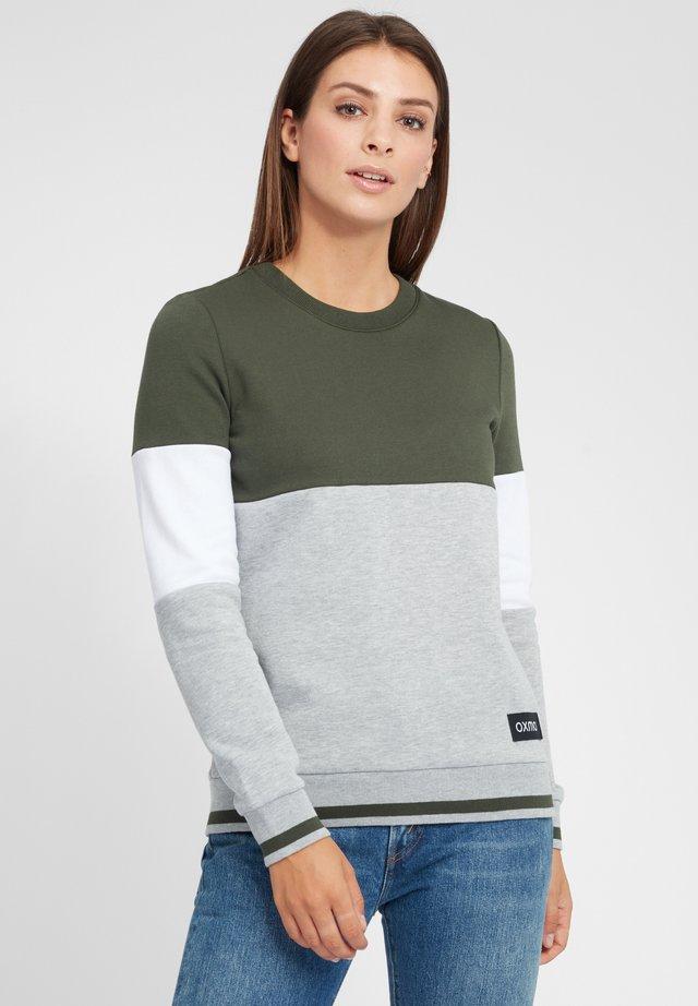 OMAYA - Sweater - climbing ivy