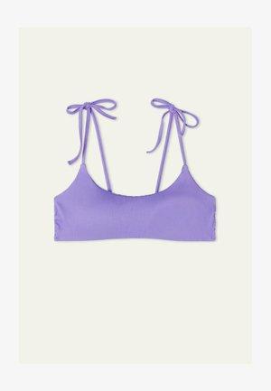 Bikini pezzo sopra -  new lilla