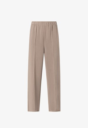 SOFT TOUCH  - Outdoor trousers - beige