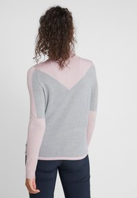 Bogner Fire + Ice - XENA - Sweter - pink/light grey - 2