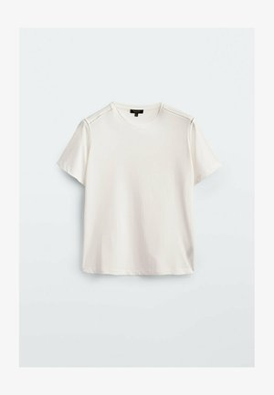 MIT - Basic T-shirt - white