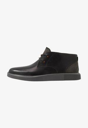 BILL - Volnočasové šněrovací boty - black