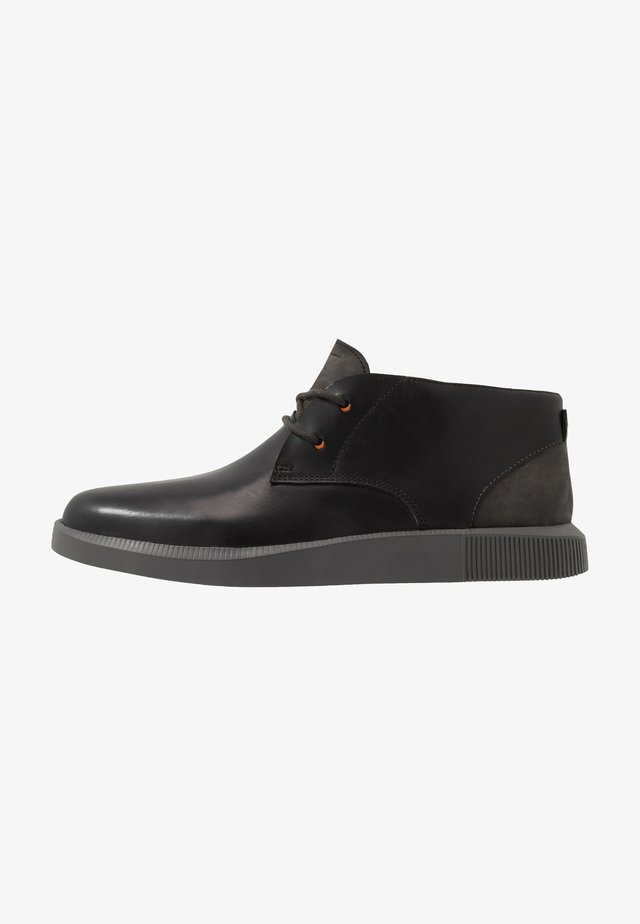 BILL - Casual lace-ups - black