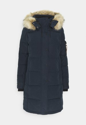LONGLINE PREMIUM RESCUE - Down coat - eclipse navy