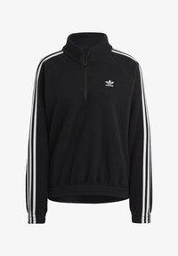 FLEECE HZ - Fleece jumper - black