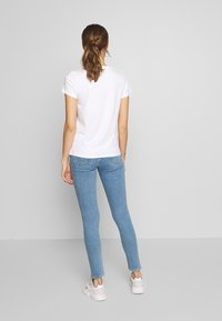 Levi's® - 721 HIGH RISE SKINNY - Vaqueros pitillo - have a nice day - 2