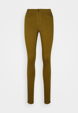 VMHOT SEVEN MR SLIM PUSH UP PANT - Kalhoty - fir green